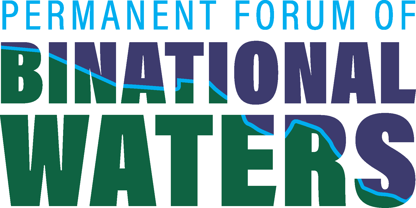 Permanent Forum of Binational Waters logo